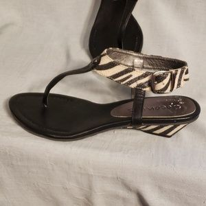 Coconut sandals size 8